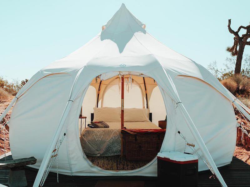 Joshua Tree Yurt