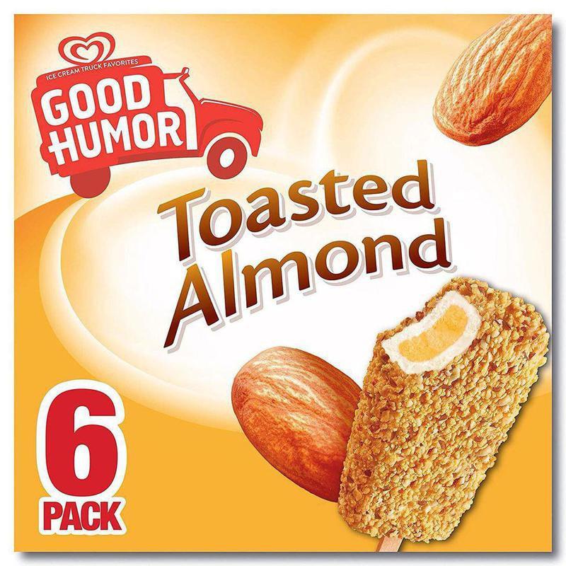 Good Humor Toasted Almond bar