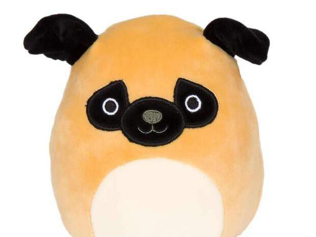 Prince the Pug Squishmallow