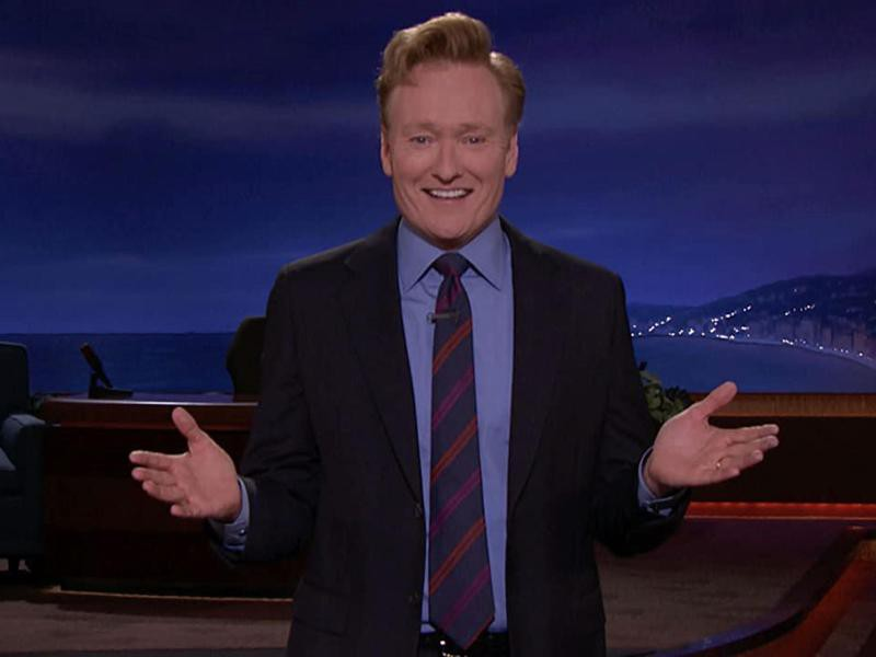 Conan O'Brien in Conan