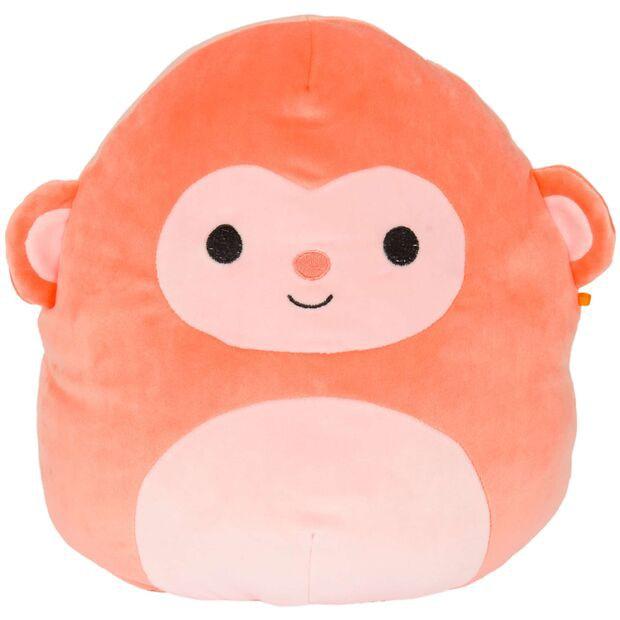 Elton the Peach Monkey Squishmallow