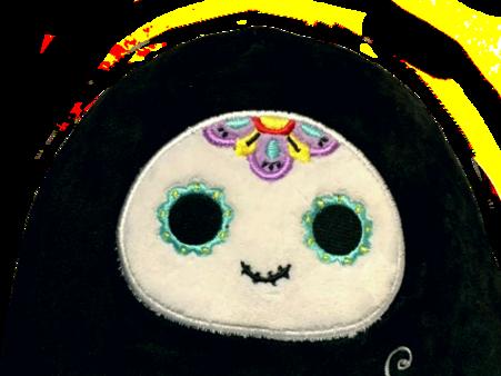 Delfina the Sugar Skull Squishmallow
