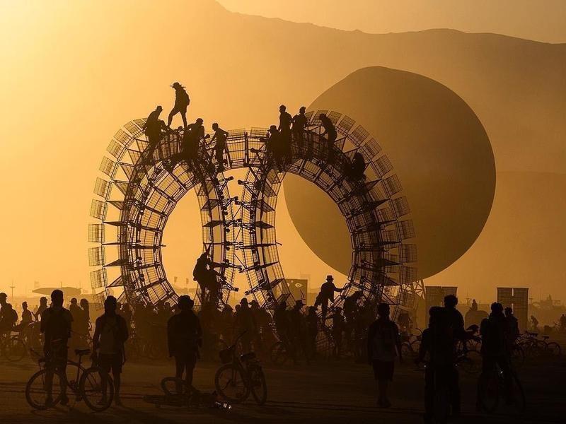 Burning Man, Black Rock City, Nevada, United States