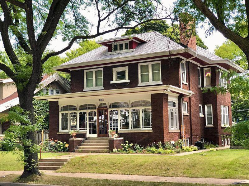 Prairie house renovation