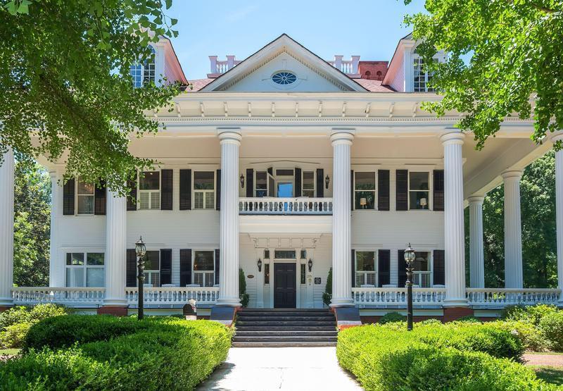 Twelve Oaks mansion in Covington, Georgia