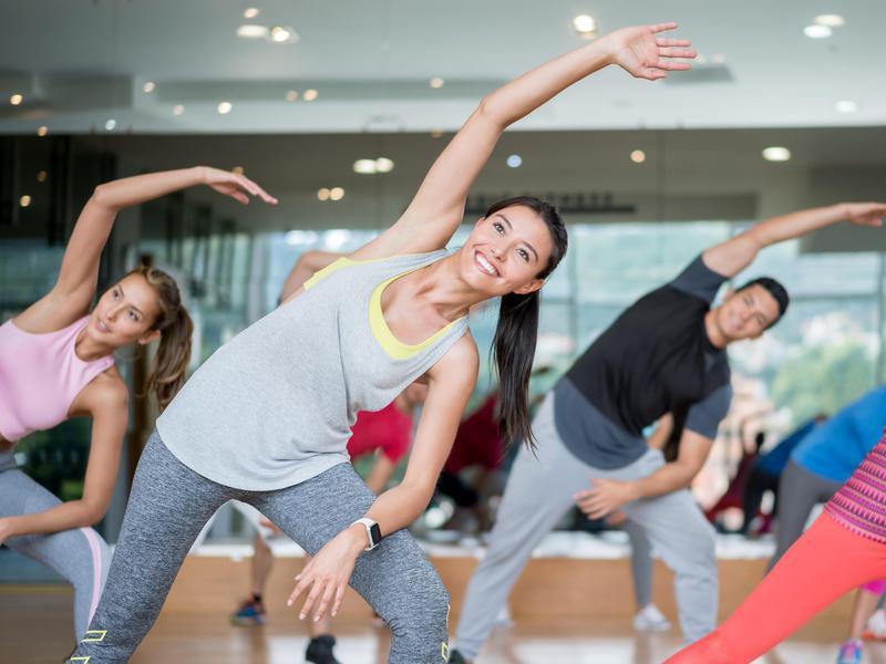 Yoga instructor