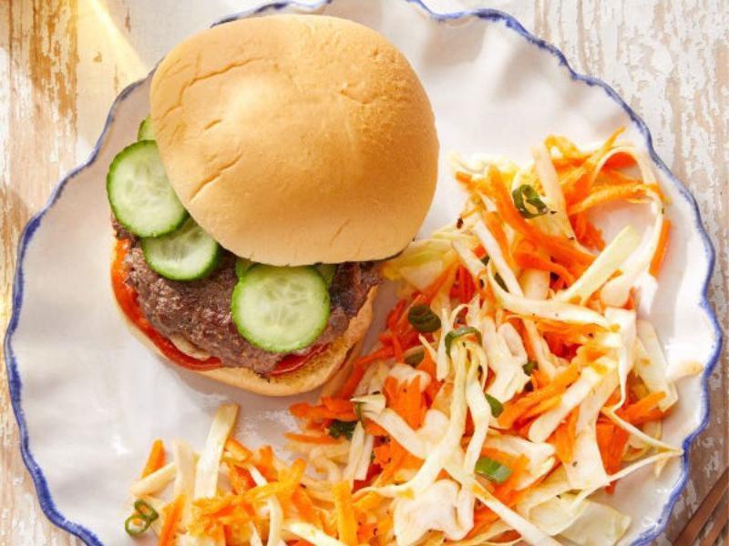 Burger Topping Ideas: Cucs
