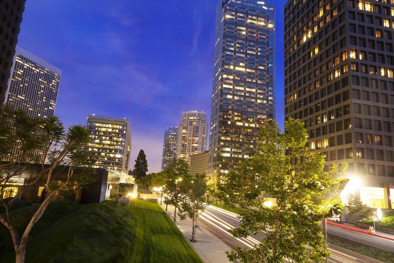 Century City in Los Angeles