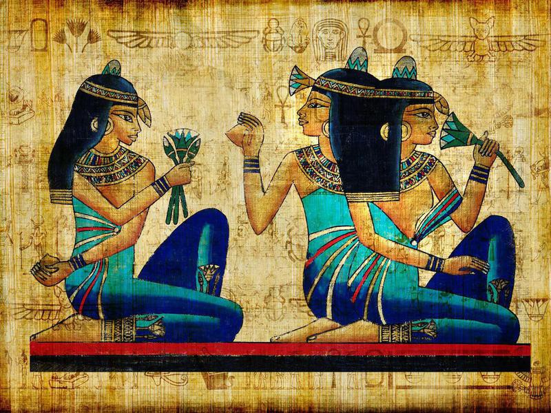 Ancient Egyptian women