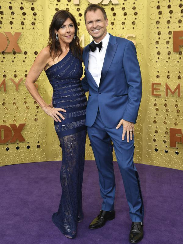 Louise and Phil Keoghan