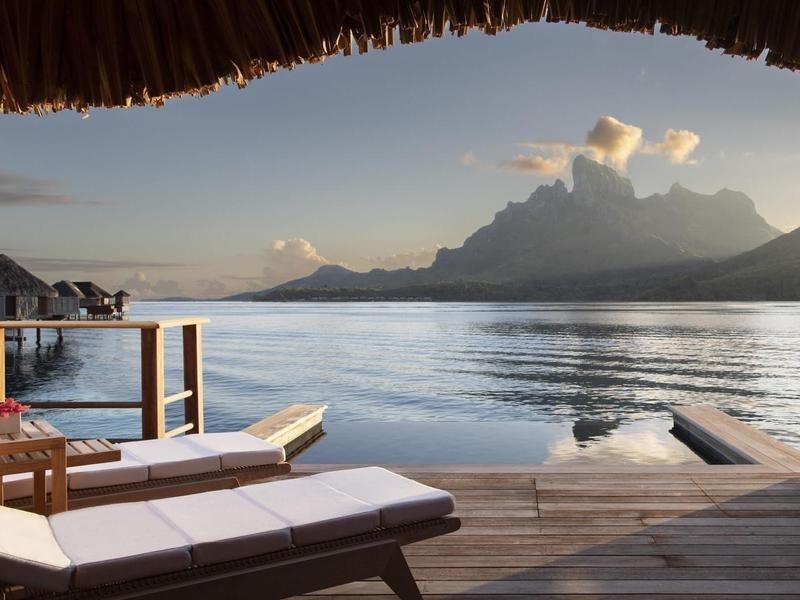 Must-Visit Beach: Four Seasons Resort Bora Bora