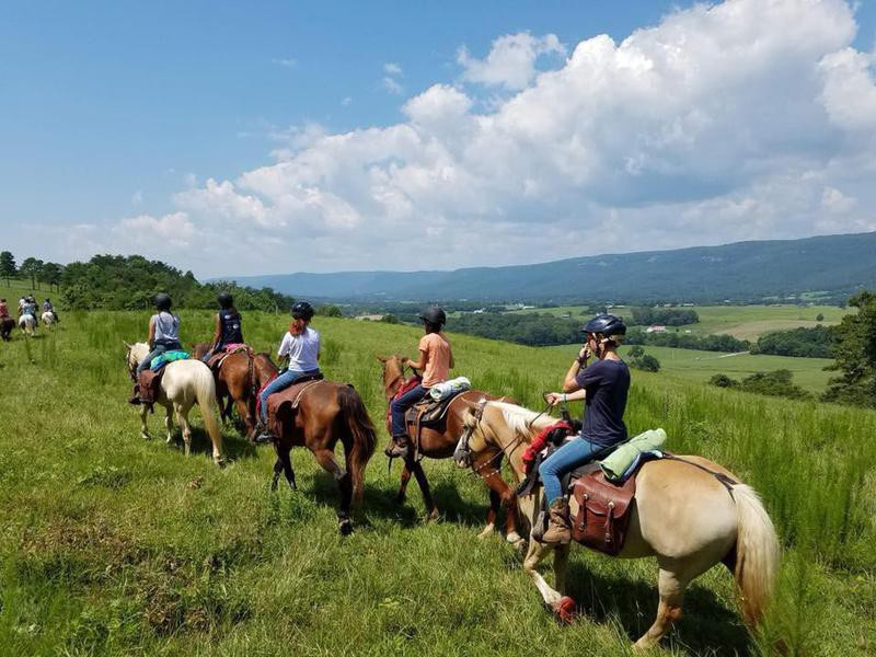 A Tennessee Dude & Guest Ranch