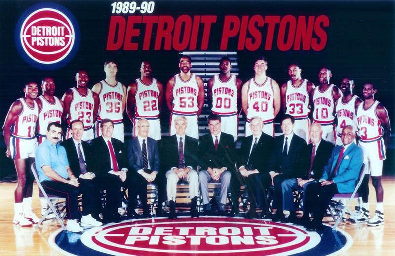 1990 Detroit Pistons