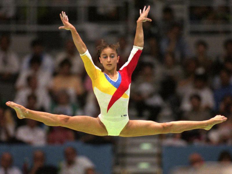Gina Gogean