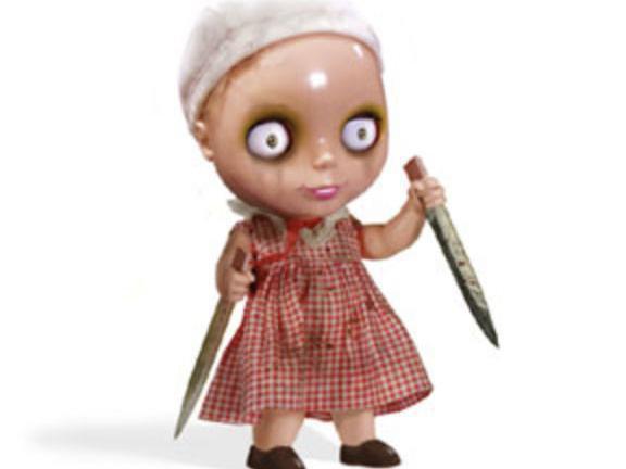 Psycho Sally Doll