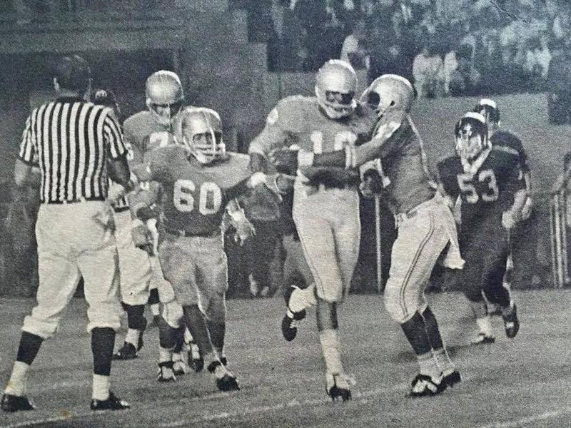 Coral Gables High quarterback Craig Curry