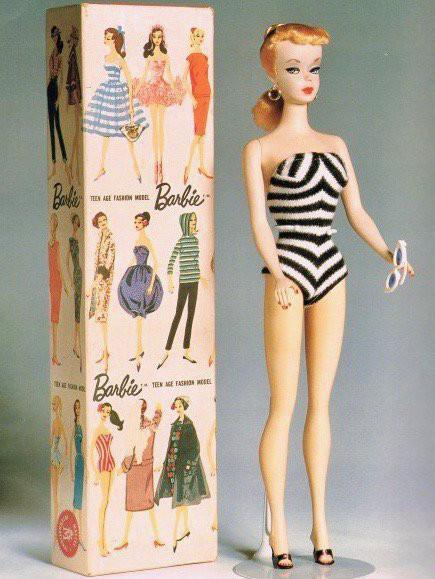 Mint Condition Original Barbie