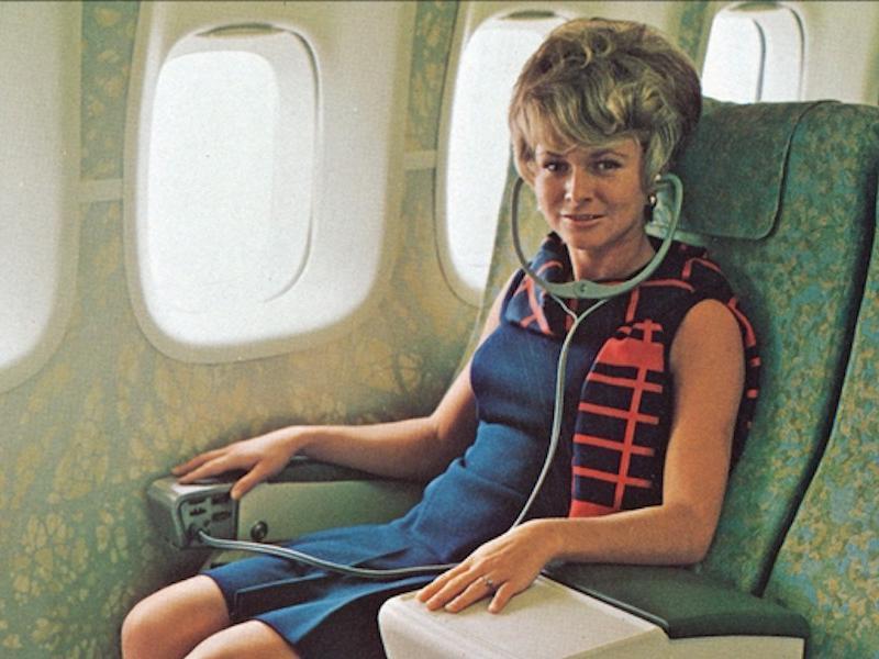 Delta headphones 1970