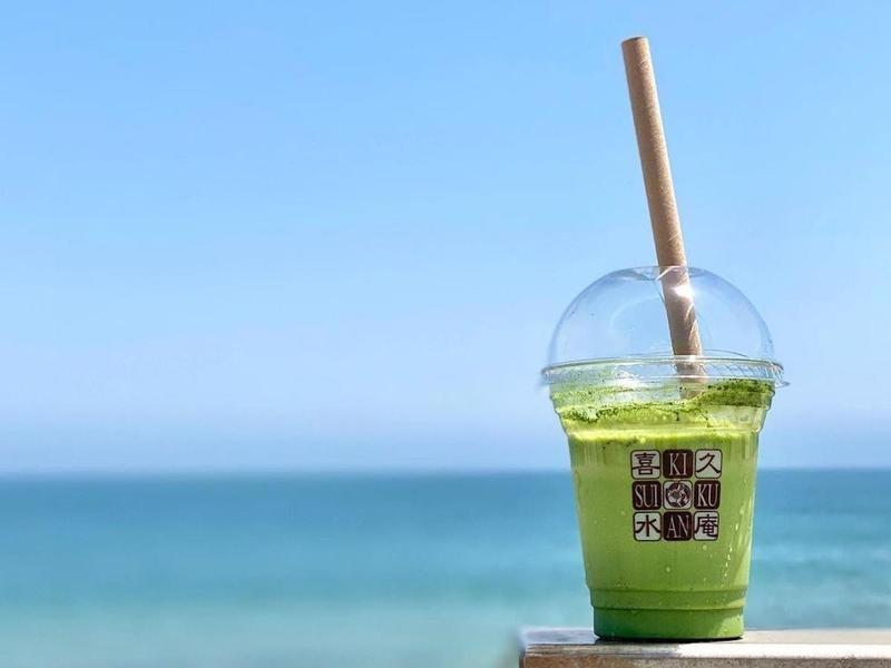 Matcha Green Tea Shake