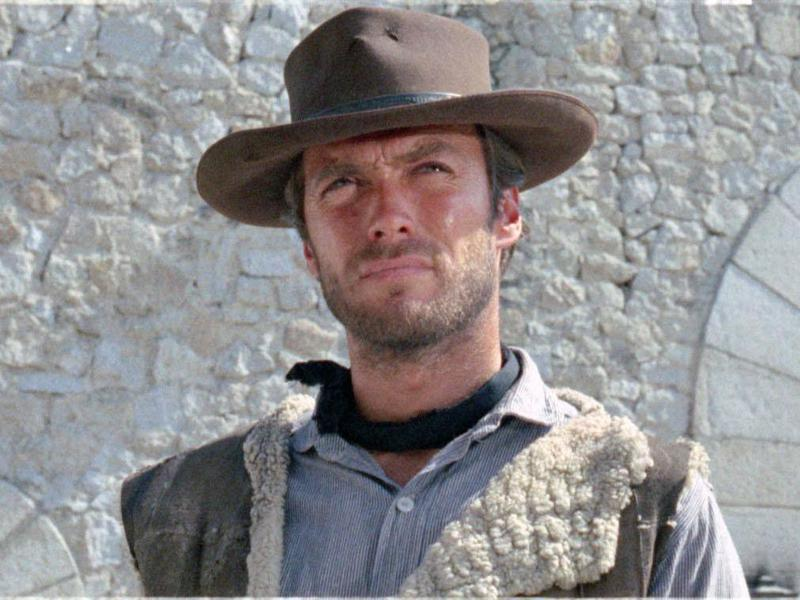 """Clint Eastwood took a pay cut to make """"A Fistful of Dollars,"""" the first in an iconic trilogy of Spaghetti Westerns."""" The others: """"For a Few Dollars More"""" and the classic """"The Good, the Bad, and the Ugly."""""""