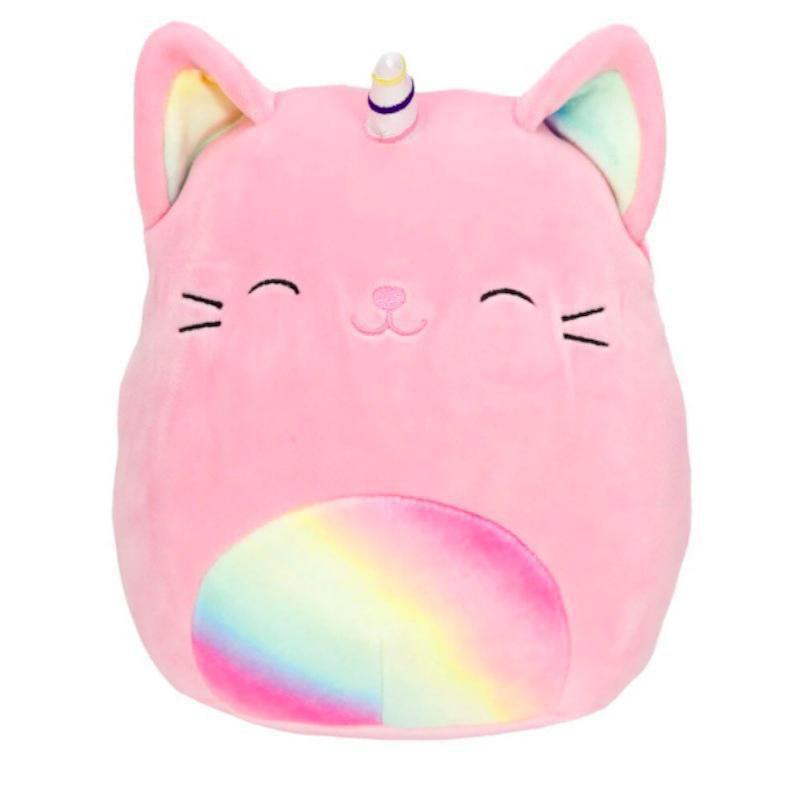 Sabrina the Pink Rainbow Caticorn