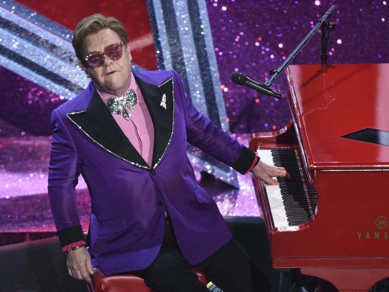 Elton John in 2020