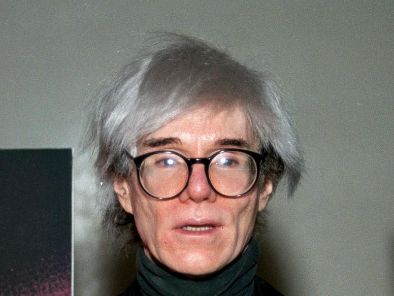 Philip Treacy Andy Warhol