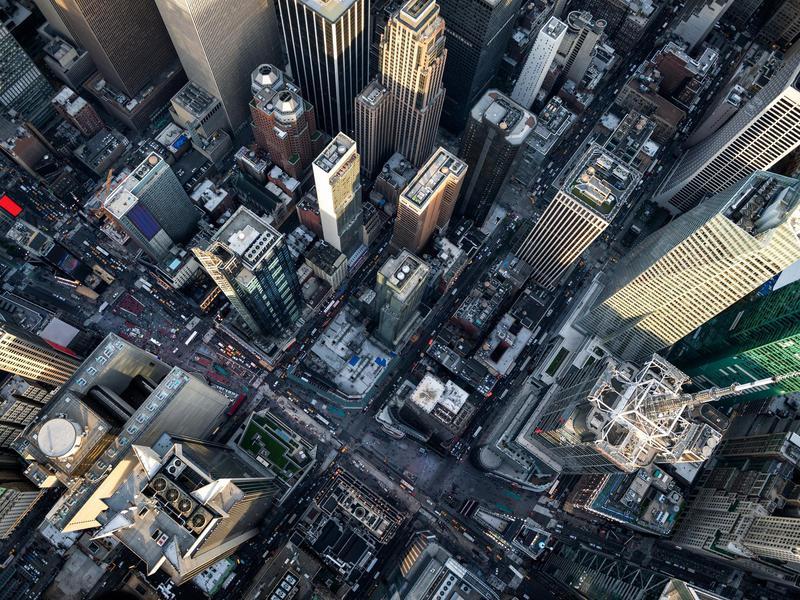 Uber entered New York in 2011
