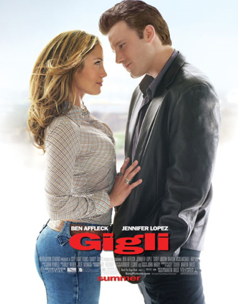 'Gigli' poster