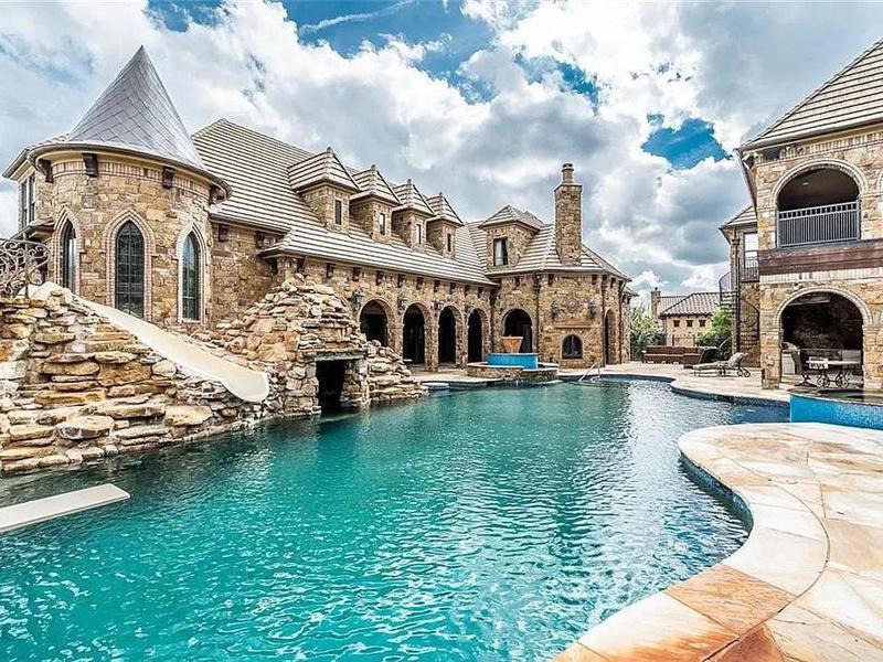 Fort Worth mansion