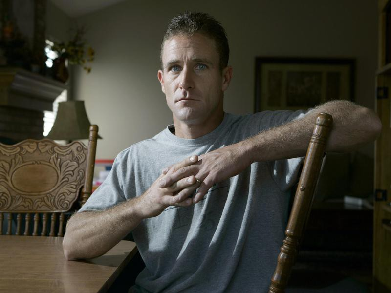 Laid-off worker in Eureka, Missouri