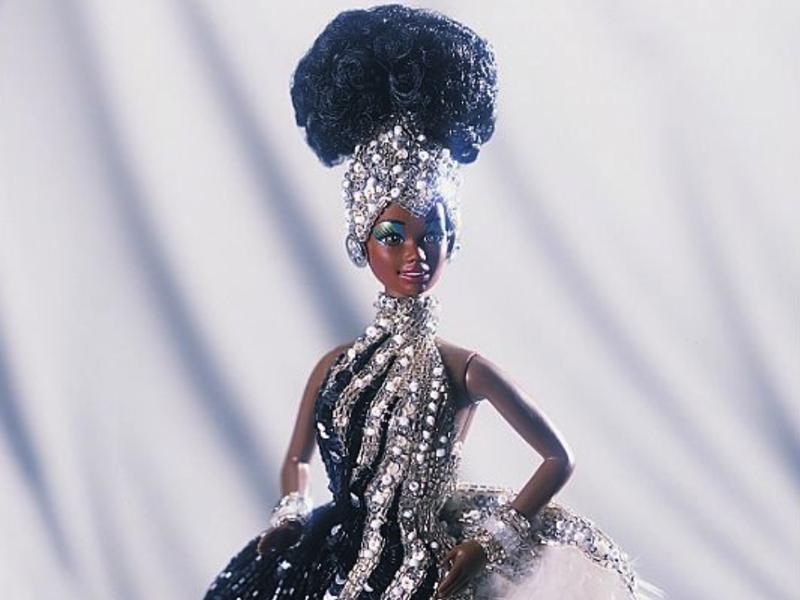 Bob Mackie Starlight Splendor Barbie