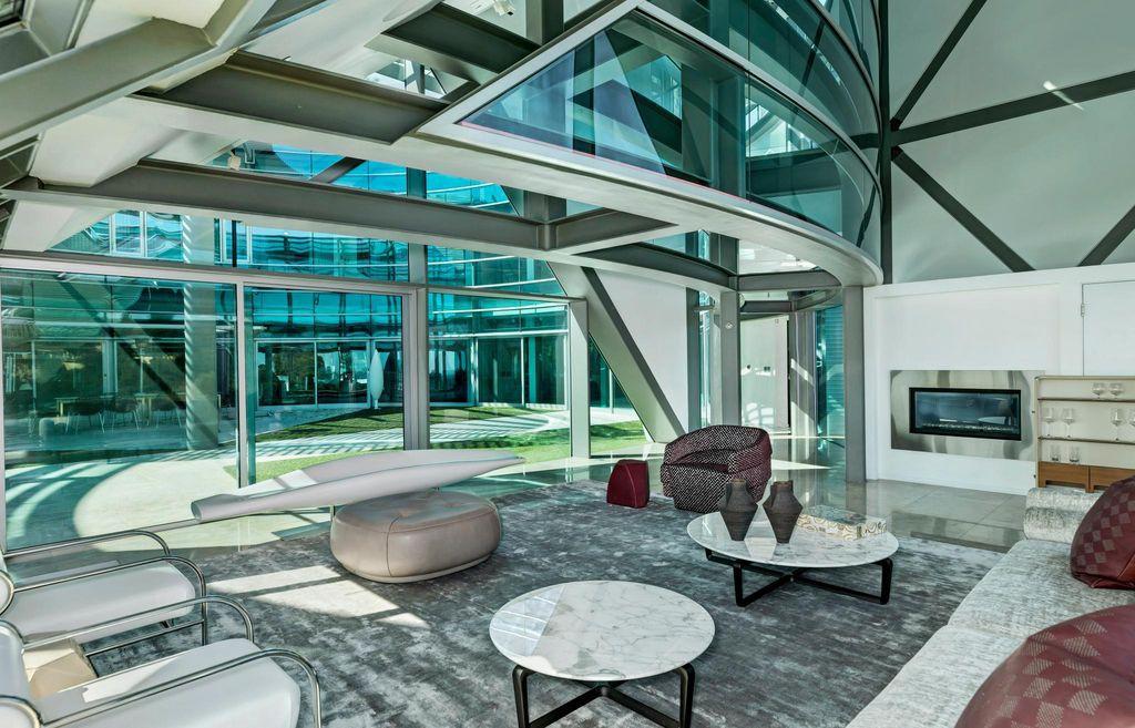 Justin Beiber rental house