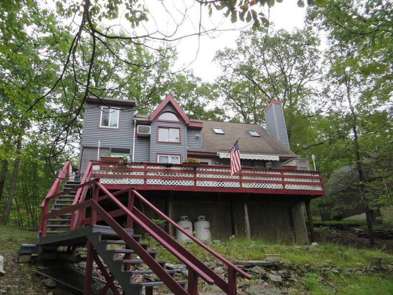 pennsylvania mountain home