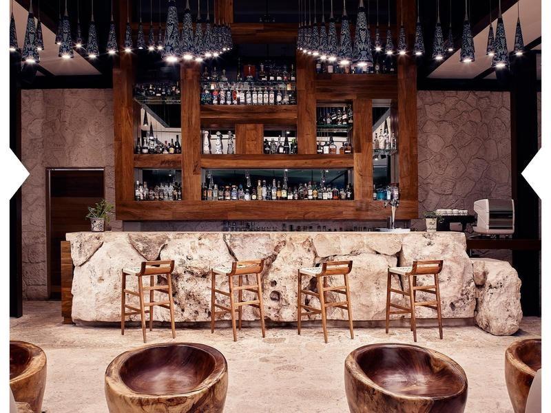 Eco luxury hotel in Mexico