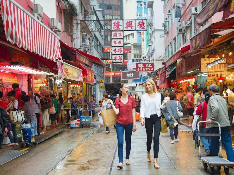 Hong Kong, Top Travel Destination