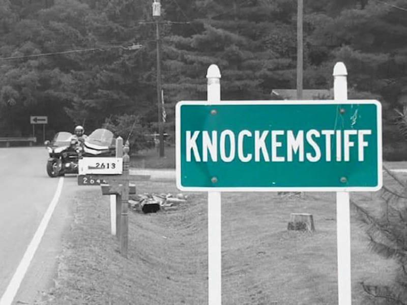 Knockemstiff, Ohio