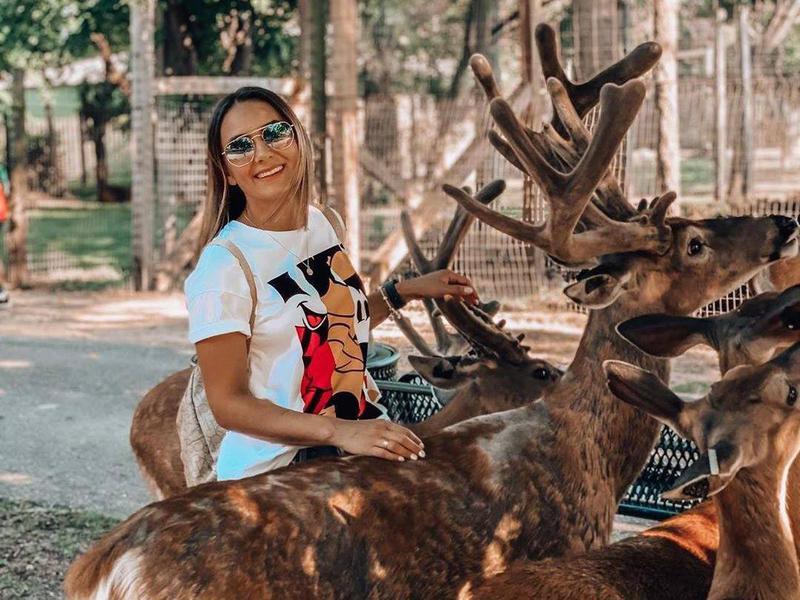 Wisconsin Deer Park
