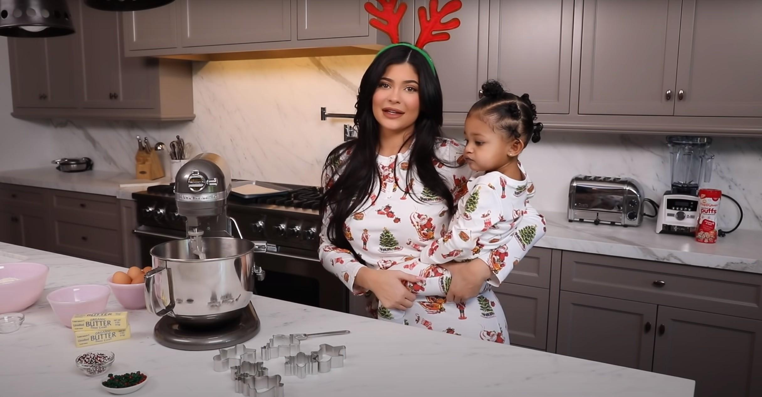 Kylie Jenner kitchen