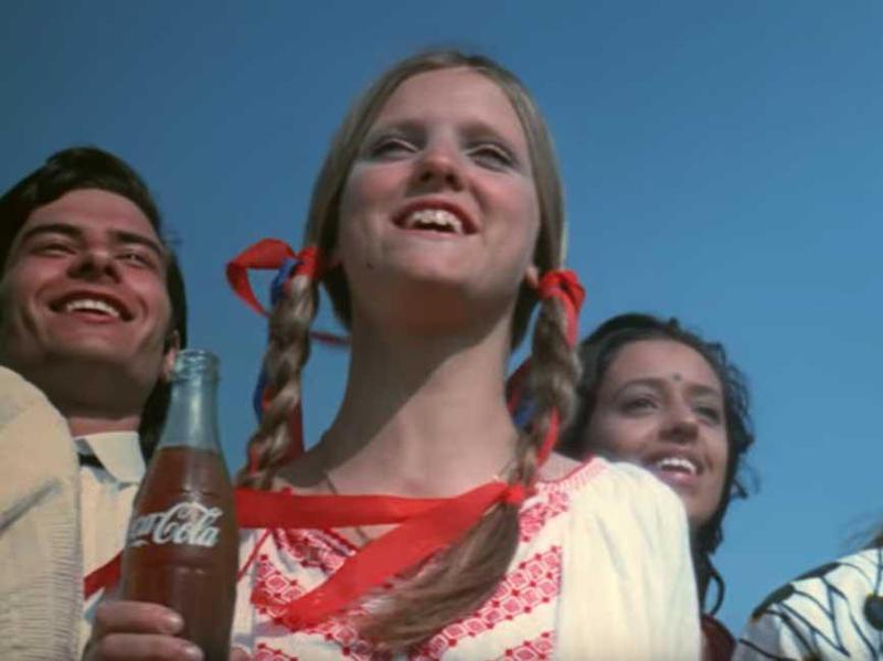 Coca-Cola — Hilltop