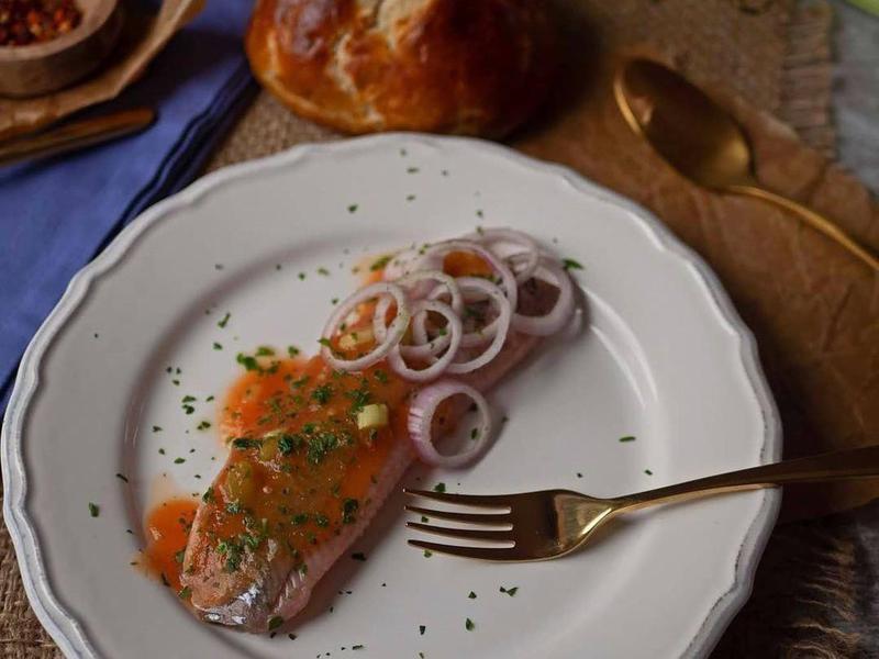 Katerfruhstuck, German hangover food