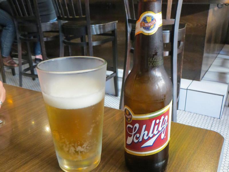schlitz beer