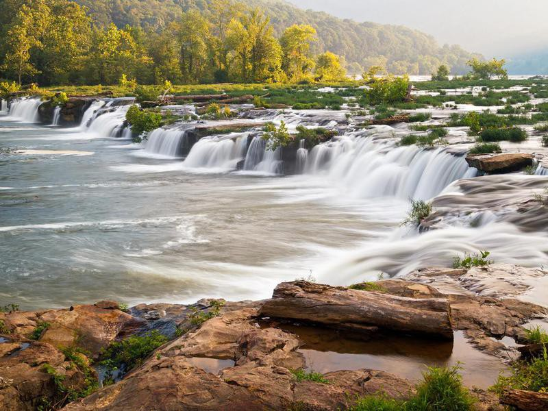 New River Gorge National Park, West Virginia