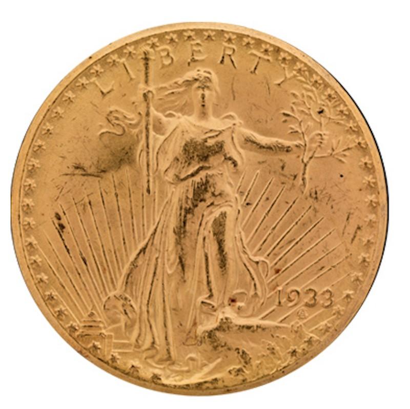 1933 Saint-Gaudens Double Eagle