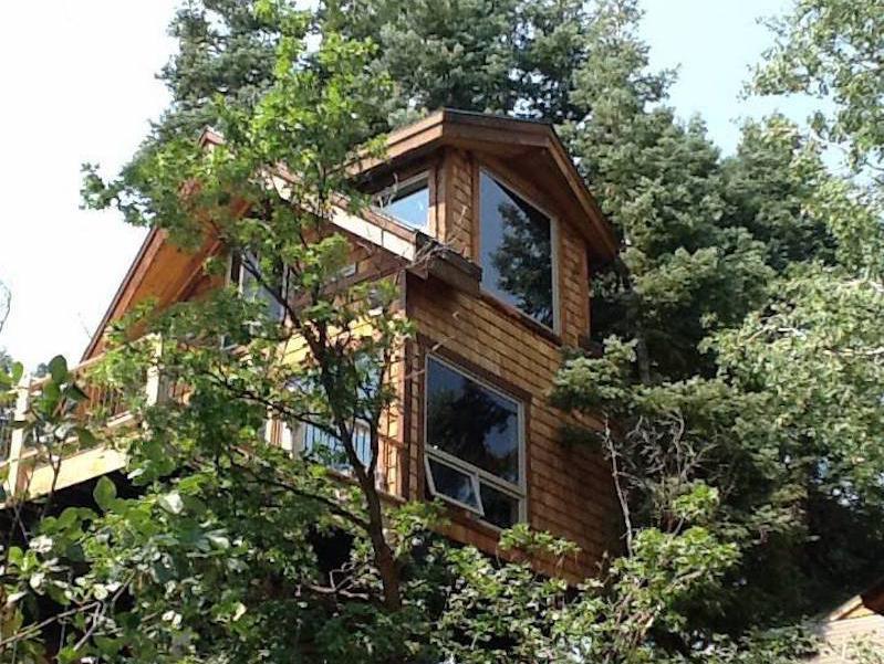 Treehouse Above Park City Utah