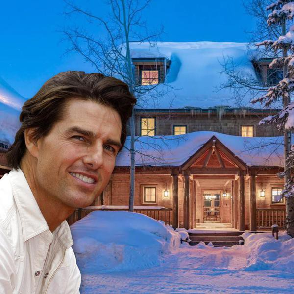 Tom Cruise's $39.5M Telluride House Is Pretty Nice