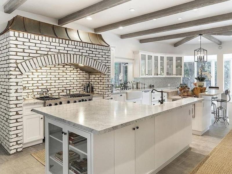 Selena Gomez's kitchen