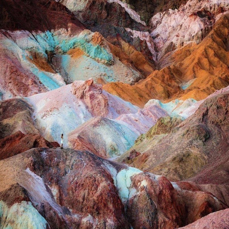 Rainbow Basin