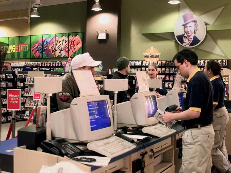 Claiming Working at a Video Store Was the Ultimate Job