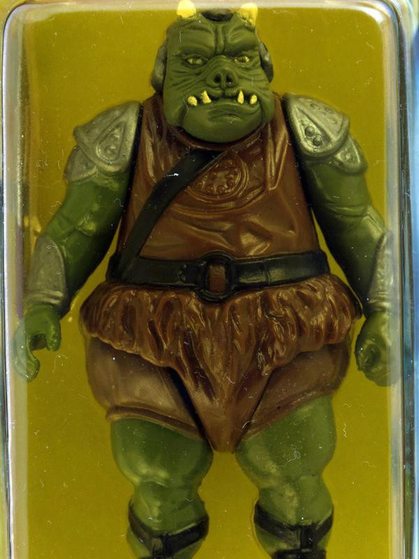 Gamorrean Guard With Collectors Coin